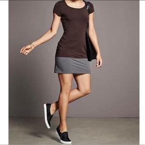 Athleta Ella Color Block T-Shirt Dress Size XS